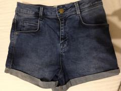 Collins shorts for women high waist