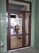 Двери металлопластиковые. Входные и межкомнатные. Недорого
