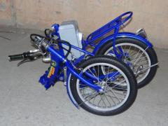 Электровелосипед складной Volta Мини