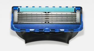 Gillette Fusion Proglide 4 cartridges in packaging