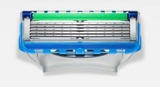 Gillette Fusion ProGlide Power 2 cartridges in package
