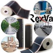 Infrared heating film, RexVa