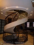 Изготовление лестниц на заказ компании Skala