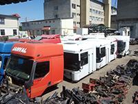Кабины для грузовиков