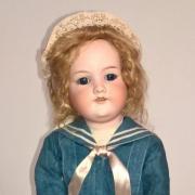 Коллекционная кукла Armand Marseille 390n A 9 M