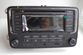 Магнитола RCD320 CD MP3 USB SD AUX Bluetooth