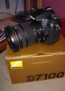 Nikon D7100 DSLR Camera with 18-140mm Lens