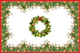 Новогодние подарки - устройте себе праздник Новогодние скатерти