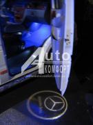 Тюнинг Подсветка Установка лазерного LED проектора логотипа Вашего автомобиля